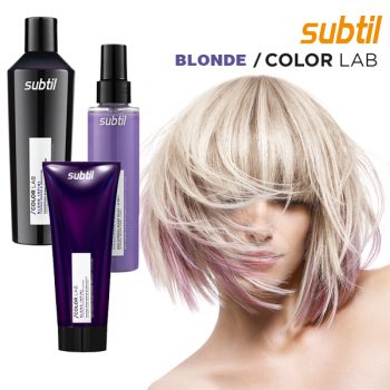 BLONDE COLOR LAB