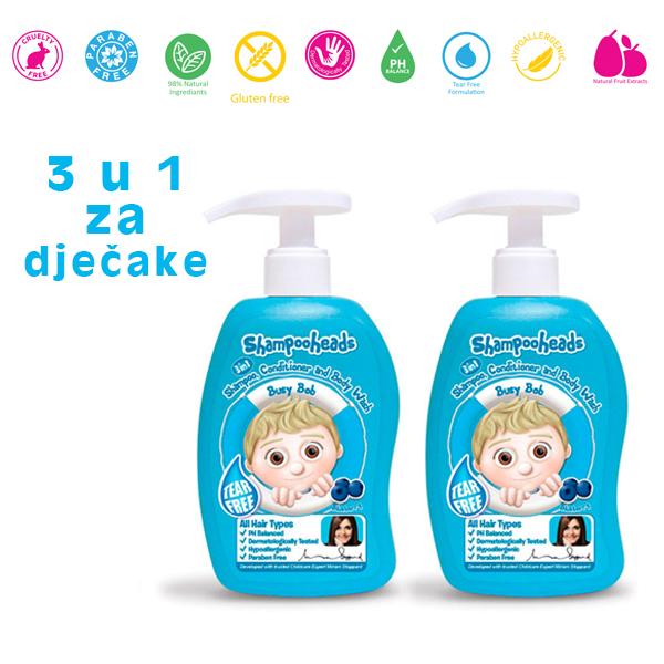 boys shampoo