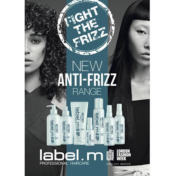 anti frizz