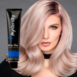 NAKED polutrajne boje za kosu